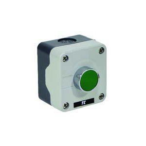 Plastic Push Button Stations - 1 position control station green push button 1N/O