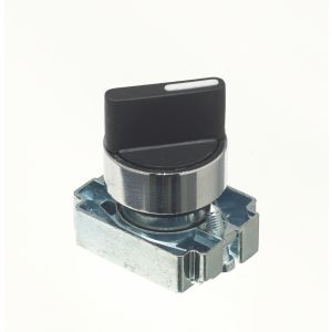 22mm Selector Switches - 3 position key switch withdrawal all positions