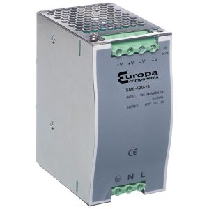 Power Supply Units - Din Mount 5A 120W