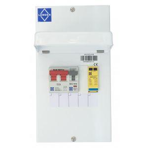 Economy Retrofit Surge Protection c/w 100A Main Switch