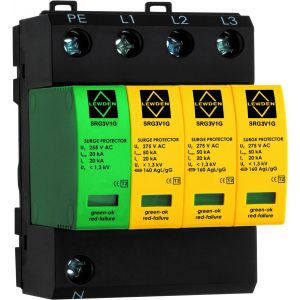 Economy Surge Protection Device - 4 module Type 2