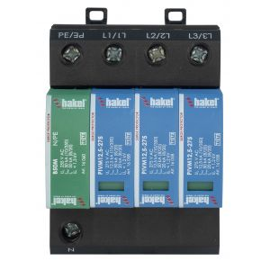 Economy Surge Protection Device - 4 module Type 1, 2 & 3