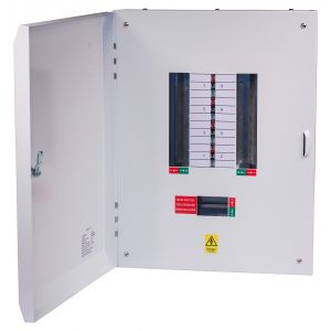 Economy TP & N Type B Distribution Board - 4 way