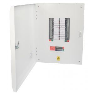 Economy TP & N Type B Distribution Board - 8 way