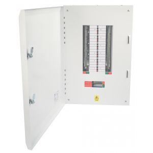 Economy TP & N Type B Distribution Board - 12 way