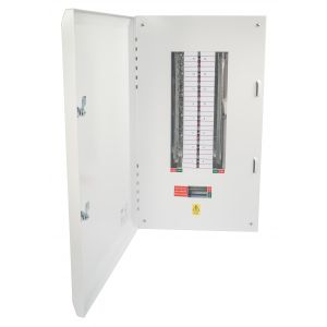 Economy TP & N Type B Distribution Board - 16 way