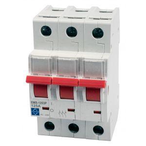 Economy Incomer - 3 pole 125A mains switch