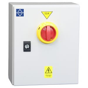 Economy TPN Fused Switch - 80A