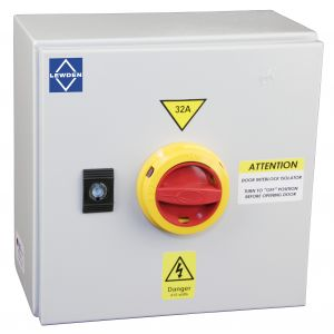 Economy TPN Isolator - 125A