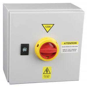 Economy TPN Isolator - 125A