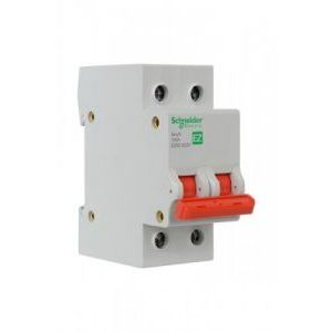 Residual Current Circuit Breakers - Double Pole - Switch disconnector 2P 63A 400V