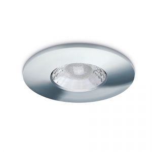 Fixed Downlight Fire Rated - Chrome