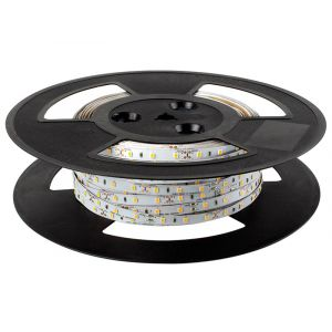 4.8W LED Strip light - 3000K IP20 50m