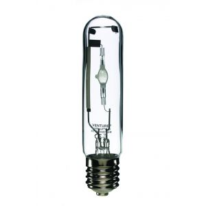 Metal Halide Tubular Clear Lamps (Enclosed Rated) - 100W E40 4K - 15,000 hrs