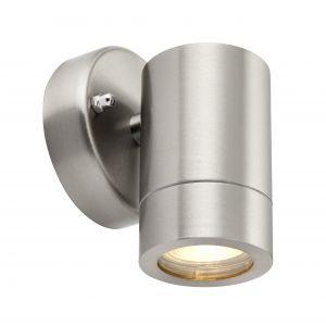 Stainless Steel Outdoor Wall Light GU10