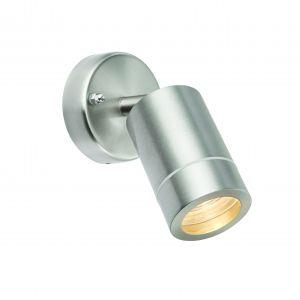 Stainless Steel Outdoor Adjustable Spotlight GU10