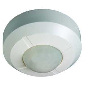 360 degree Ceiling PIR Detectors - 2000W white - surface