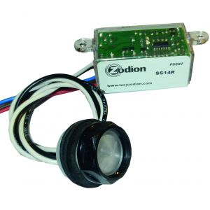 Photo Electric Cells - Mini photocell on lead, 70 lux switch on level