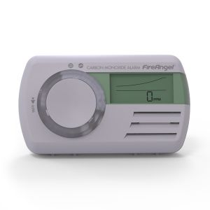 Carbon Monoxide Digital Alarm - 7 year battery