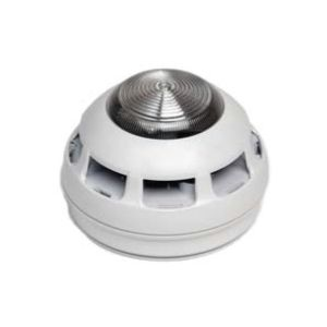 Detectors - Combined optical smoke/heat detector and sounder with beacon