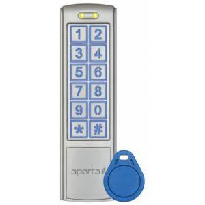 Proximity & Keypad - Mushroom Door entry kit