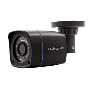 4 Channel HD Bullet CCTV Kits & Cameras - 1080P bullet camera 3.6mm lens - black