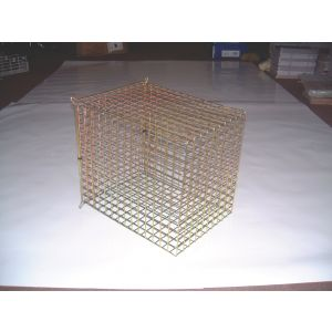 Floodlight & General Purpose Wire Guards - PIR wire guard 150 x 150 x 100mm