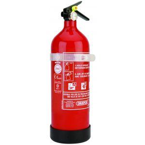 Emergency Fire Extinguisher Dry Powder 2kg