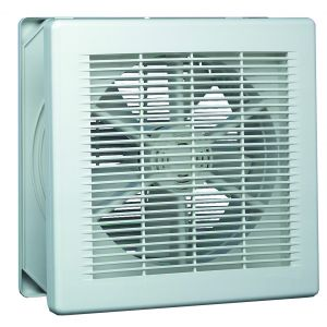 300mm fan with pullcord and shutters