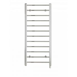Ladder Towel Rails - 120W ten rail - chrome