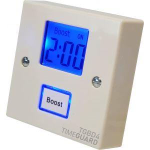 4 Hour Digital Boost Timer c/w Countdown Display