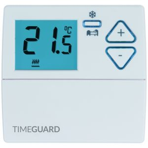 Electronic Room Thermostat - LCD