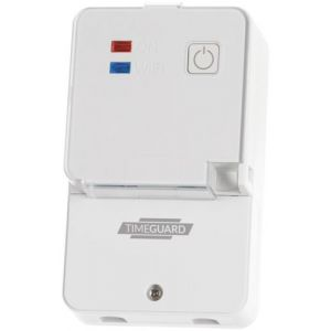 Wi-Fi programmable surface mounted 7 day time switch