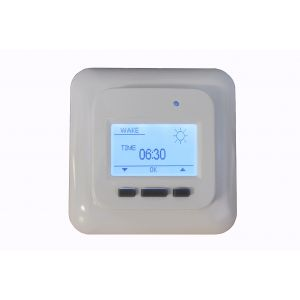 Ivory Programmable Thermostat - 16A