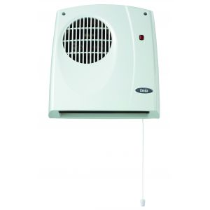 Downflow 2kW Fan Heater