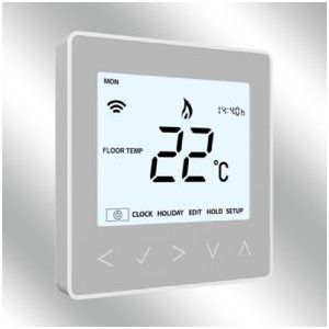 Wireless Thermostat - 16A Silver
