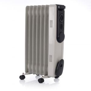1.5kW Portable Oil Filled Radiator