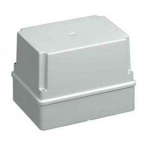 Moulded Enclosures - IP56 deep lid enclosure without terminals - 190 x 140 x 140mm