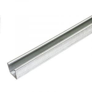 Support Channel - 41 x 41mm plain 3mtrs