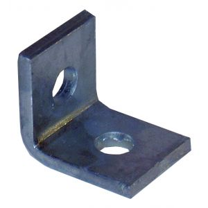 Support Brackets - 90 Degree uneven bracket 1 & 1 hole
