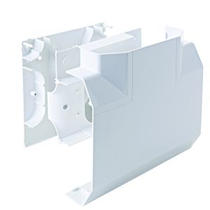 3 Compartment Trunking - Flat Tee