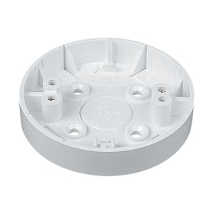 Surface Ceiling Rose Adaptor - Mini Trunking