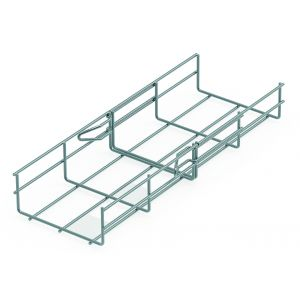 Cable Basket Tray - Easy Connect - 60 x 60mm