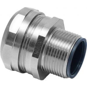 Liquid Tight Flexible Conduit Gland - 25mm fixed
