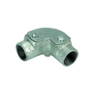 Galvanised Conduit Fittings - Inspection Boxes - 25mm