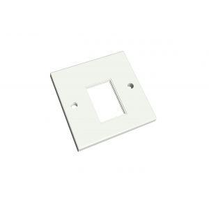 1 gang 1 LJ6C module faceplate