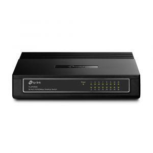 16-Port 10/100Mbps Desktop Network Switch