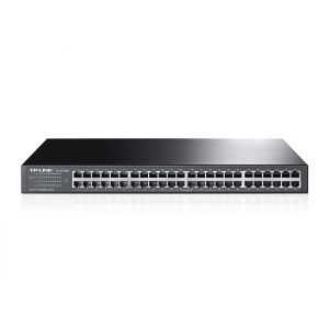 48-Port 10/100Mbps Rackmount Network Switch