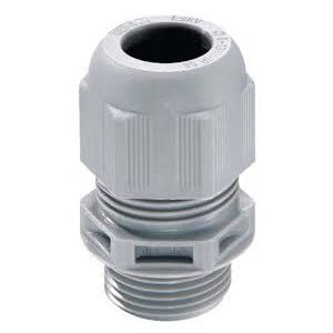 IP68 Nylon Cable Glands - 50mm (Qty 5) - Grey